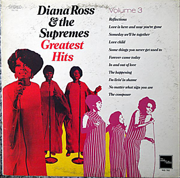 DIANA ROSS AND THE SUPREMES_Greatest Hits Volume 3
