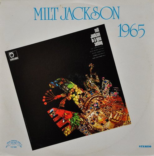 MILT JACKSON_In A New Setting