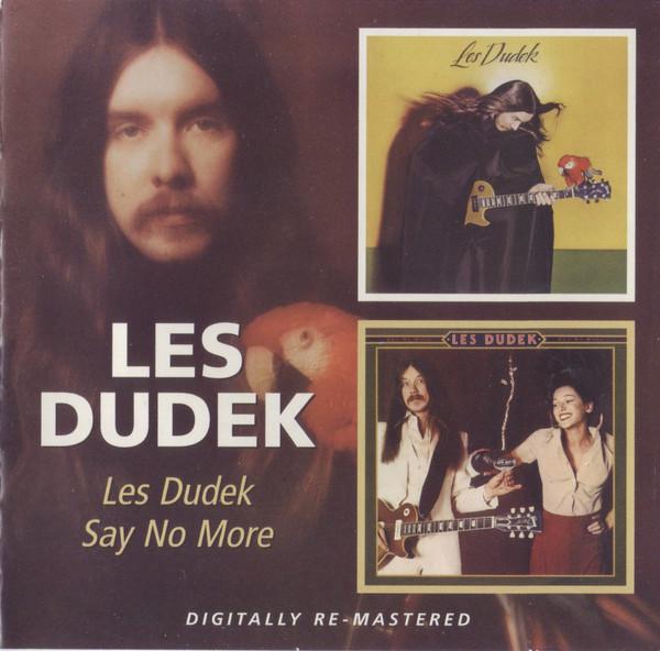 LES DUDEK_Les Dudek/Say No More