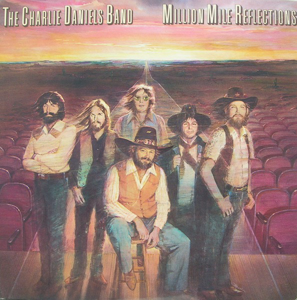 THE CHARLIE DANIELS BAND_Million Mile Reflections