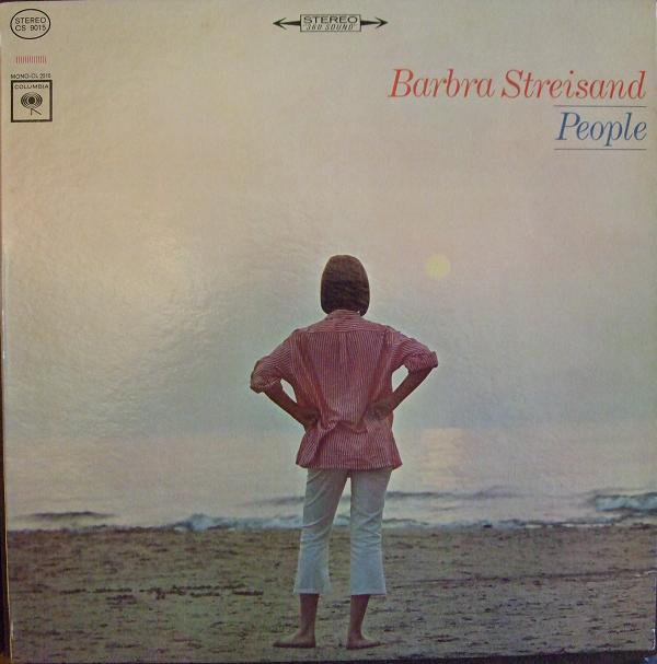 BARBRA STREISAND_People