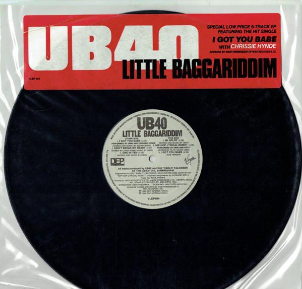 UB40_Little Baggariddim