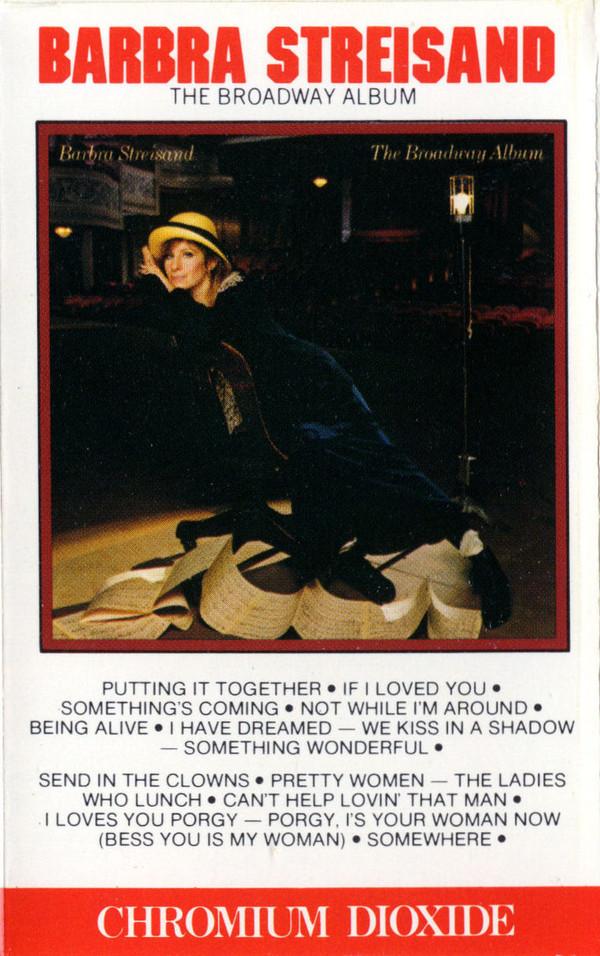 BARBRA STREISAND_The Broadway Album