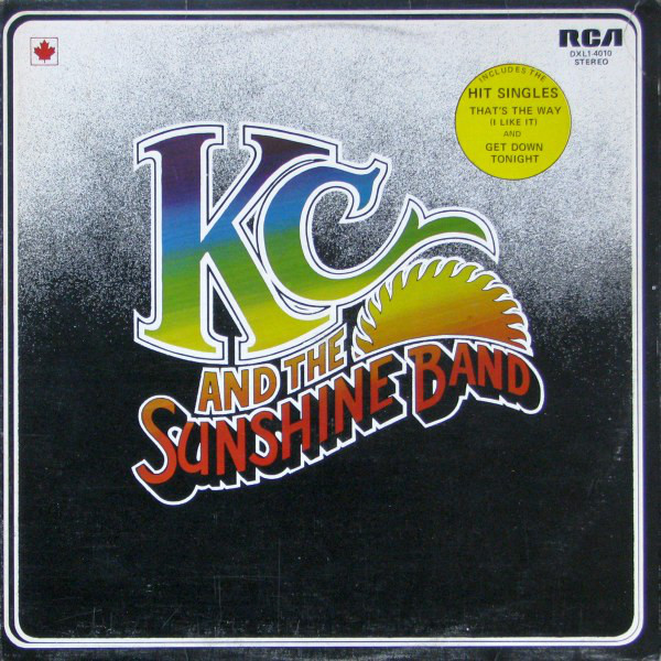 KC AND THE SUNSHINE BAND_Kc And The Sunshine Band