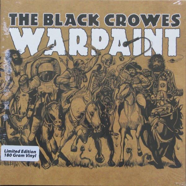 THE BLACK CROWES_Warpaint