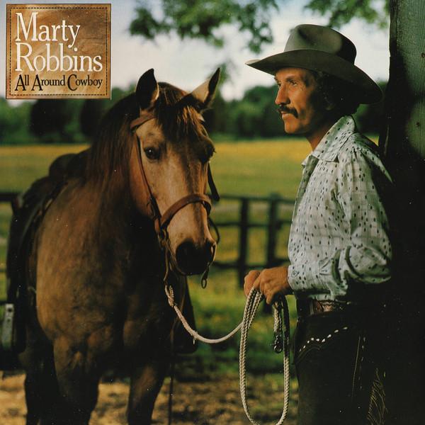 MARTY ROBBINS_All Around Cowboy