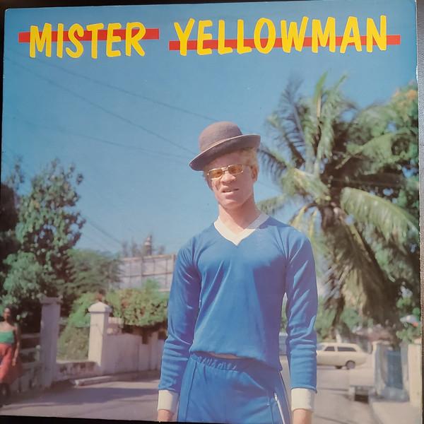 YELLOWMAN_Mister Yellowman
