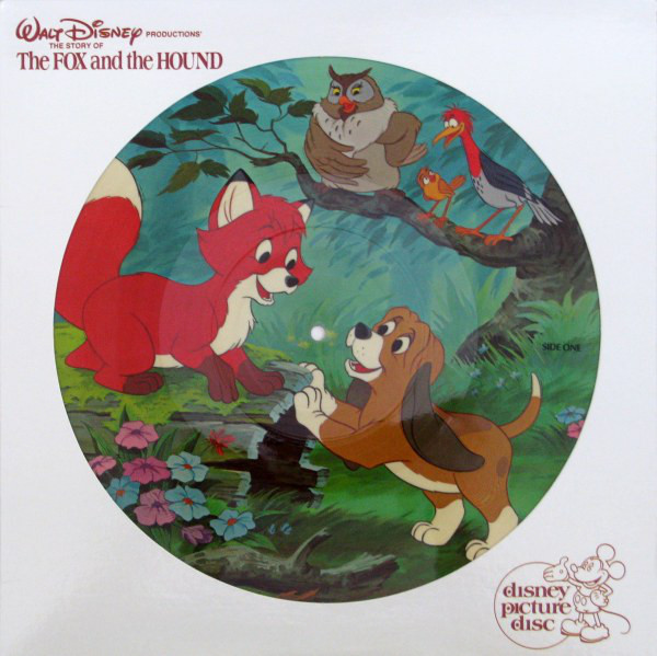 VARIOUS_The Fox And The Hound