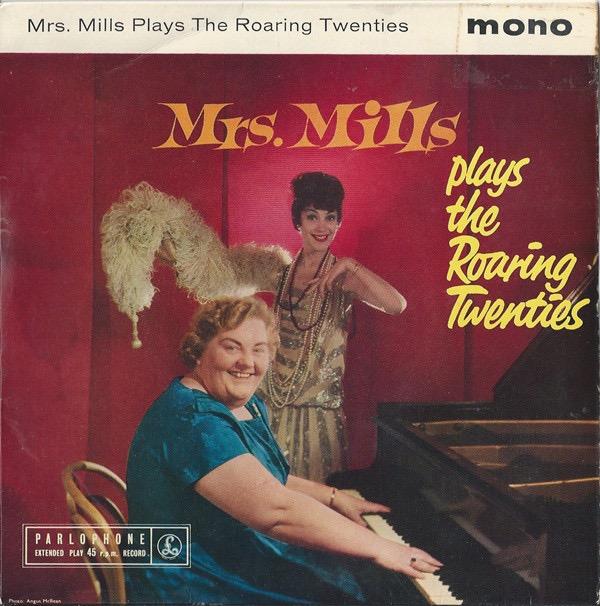 MRS MILLS_Mrs. Mills Plays The Roaring Twenties