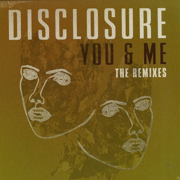 DISCLOSURE_You and Me (REMIXES) (12 IN.)