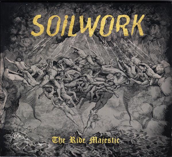 SOILWORK_2015RSD2 - The Ride Majestic (2LP red vinyl)