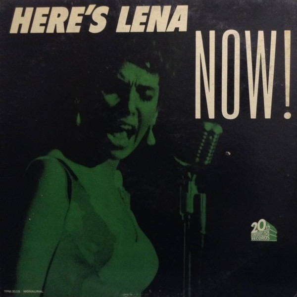 LENA HORNE_Heres Lena Now