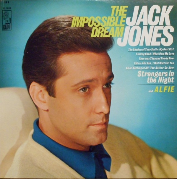 JACK JONES_The Impossible Dream
