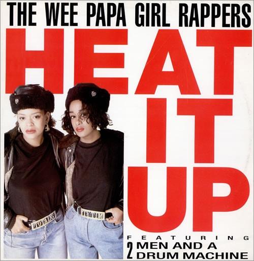 PAPA WEE_Heat It Up