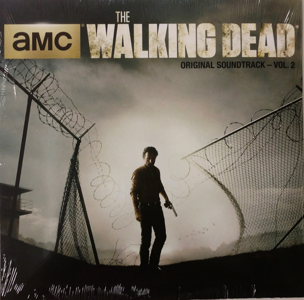 VARIOUS ARTISTS_Amcs The Walking Dead: Vol. 2 _New Release: Oct 7, 2016_