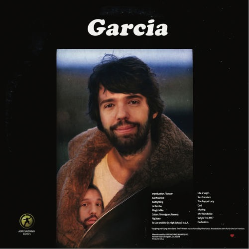 CHRIST GARCIA_Laughing And Crying At The Same Time _New Release: Oct 7, 2016_