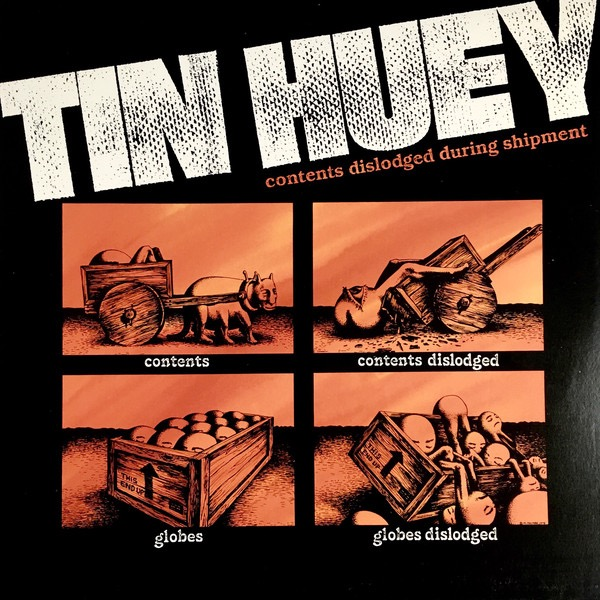 TIN HUEY_Contents Dislodged During Shipment