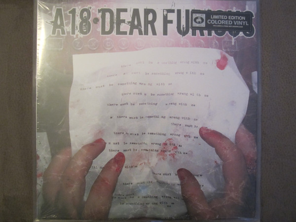 A. 18_Dear Furious _New Reissue Apr 14, 2017_