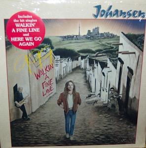 JOHANSEN_Walkin A Fine Line