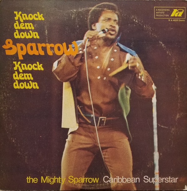 SPARROW_Knock Dem Down _Import_