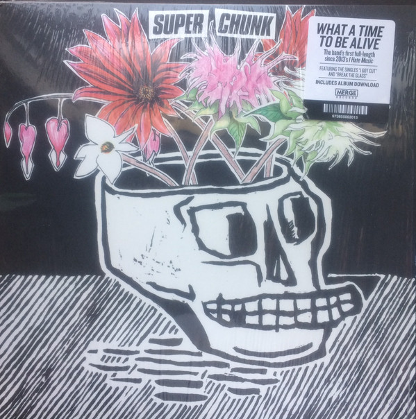 SUPERCHUNK_What A Time To Be Alive _New Release Feb 16, 2018_