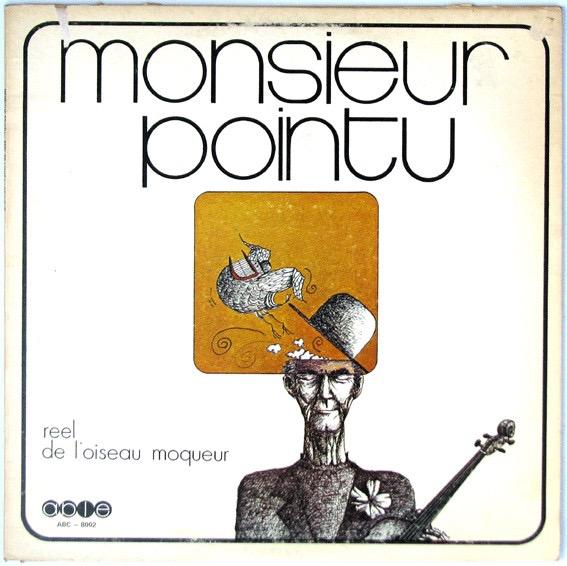 MONSIEUR POINTU_Reel De Loiseau Moqueur