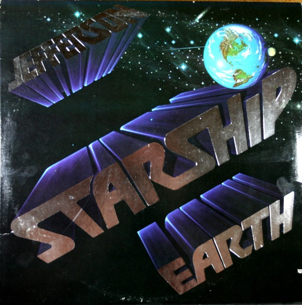 JEFFERSON STARSHIP_Earth (w/orig inner sleeve)