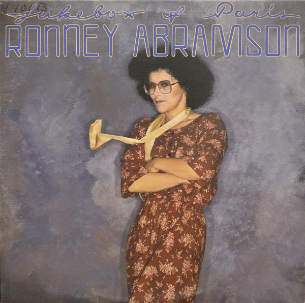RONNEY ABRAMSON_Jukebox Of Paris