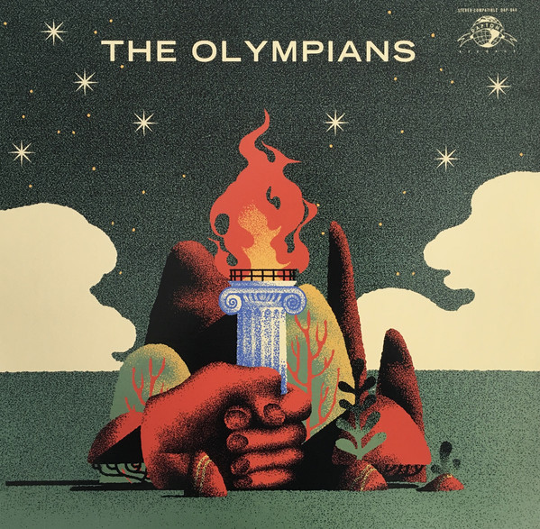 THE OLYMPIANS_The Olympians
