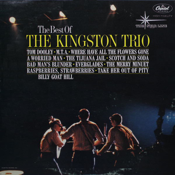 KINGSTON TRIO_The Best Of