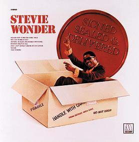 STEVIE WONDER_Signed Sealed And Delivered