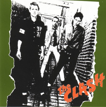 THE CLASH_The Clash