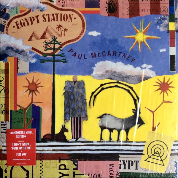 PAUL MCCARTNEY_Egypt Station