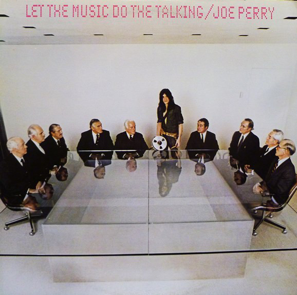JOE PERRY_Let The Music Do The Talking