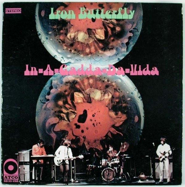 IRON BUTTERFLY_In-A-Gadda-Da-Vida (Original)