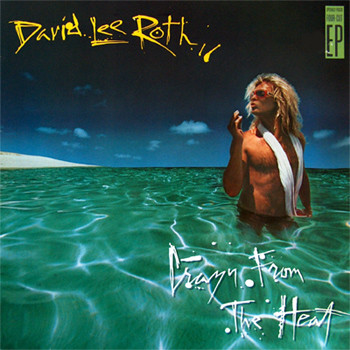 DAVID ROTH_Crazy From The Heat _W/Printed Inner Sleeve_