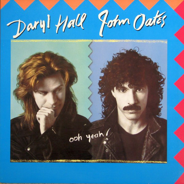 DARYL HALL JOHN OATES_Ooh Yeah!