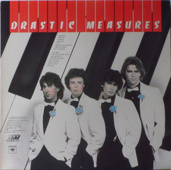 DRASTIC MEASURES_Drastic Measures