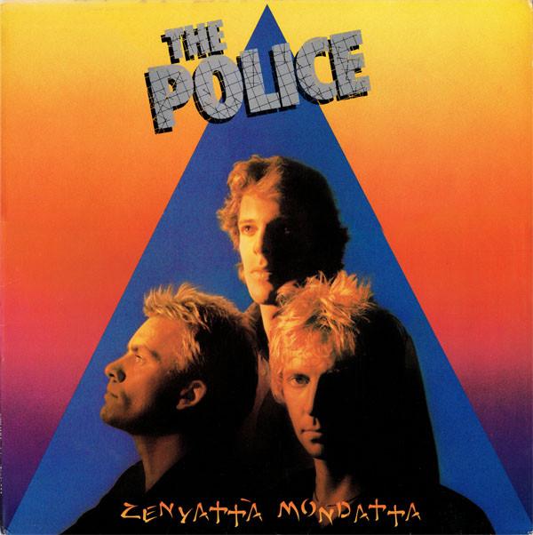 THE POLICE_Zenyatta Mondatta