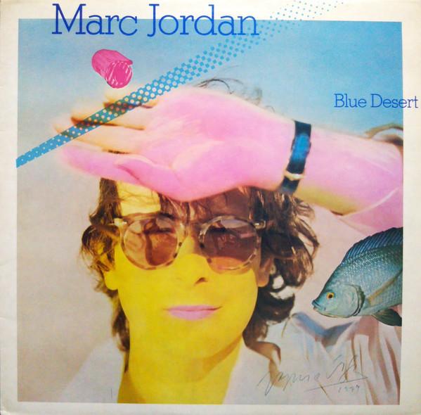 MARC JORDAN_Blue Desert