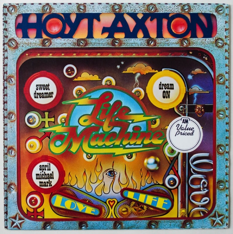 HOYT AXTON_Life Machine