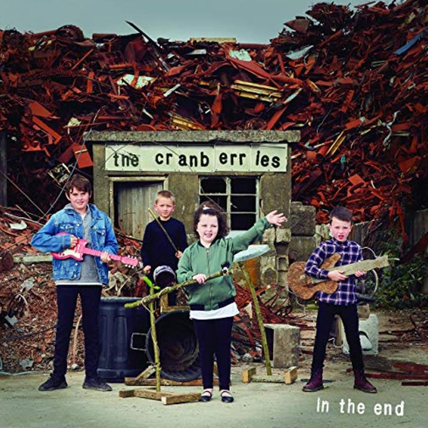 THE CRANBERRIES_In The End _Limited Edition, Red Rust_