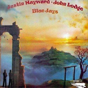 JUSTIN HAYWARD_Blue Jays _W/ Lyric Sheet_