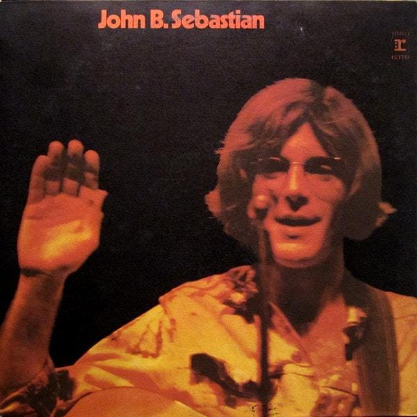 JOHN SEBASTIAN_John B. Sebastian _Gatefold_