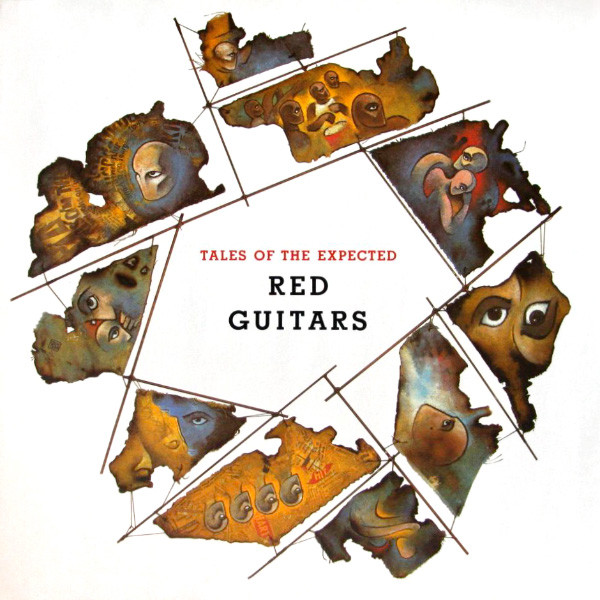 RED GUITARS_Tales Of The Expected