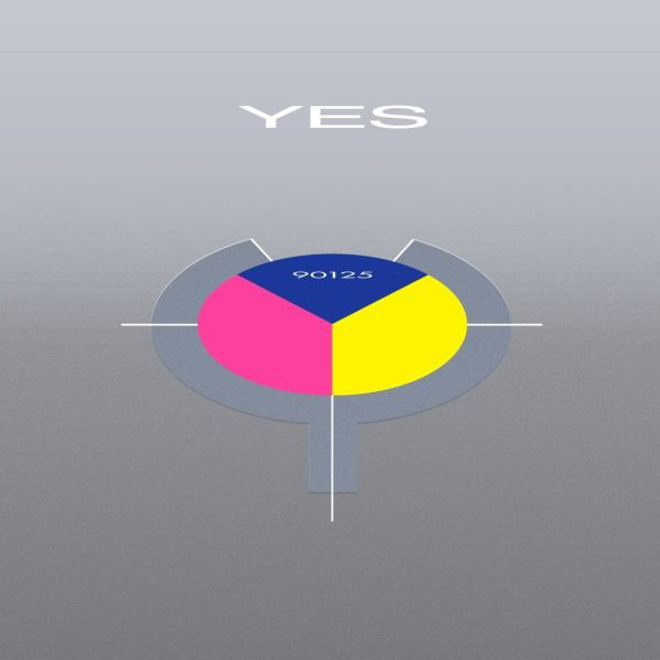 YES_90125 _W/Original Inner Sleeve_