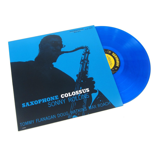 SONNY ROLLINS_Saxophone Colossus