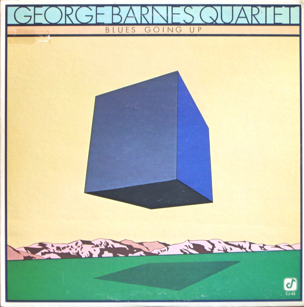 GEORGE BARNES QUARTET_Blues Going Up