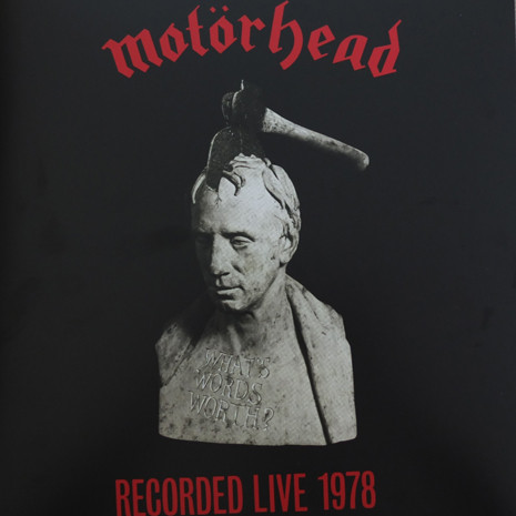 MOTORHEAD_Whats Words Worth (180g/coloured vinyl) Recorded Live 1978