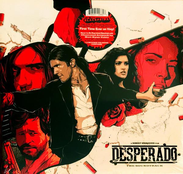 VARIOUS ARTISTS_Desperado: The Soundtrack